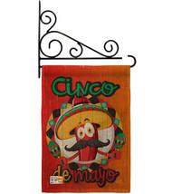 Amigo Chili Cinco de Mayo Burlap - Impressions Decorative Metal Fansy Wall Brack - $33.97