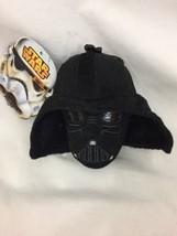 """Star Wars Darth Vader Backpack Clip Change Holder Plush 6"""" Back Pack - $9.85"""