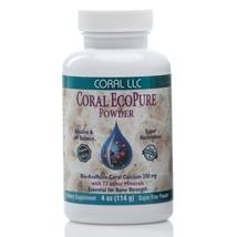 Coral LLC - EcoPure Coral Powder - 4 oz - $20.00