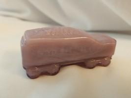 Boyd Glass Boyd's Special Train Coal Tender - Lilac - $8.86