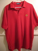 mens POLO BY RALPH LAUREN XL shirt red great condition - $17.98