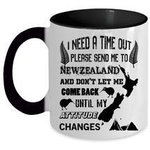 Funny Coffee Mug, Please Send Me To Newzealand Accent Mug - $19.99+