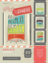 Anita Goodesign Express Karlie's Cards Embroidery Machine CD (CD ONLY) - $15.83