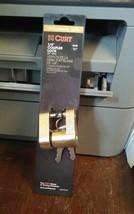 "Trailer Coupler Latch Lock 1/4"" Pin Security Lock w/ Keys Curt 23022 image 1"