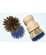 Biodegradable Bamboo Sisal Brush - $13.80