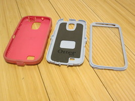 OtterBox Defender Case for Samsung Galaxy S4, Pink - $7.69