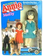 "Vintage Knickerbocker Little Orphan 6"" Molly Doll World of Annie #3868 N... - $19.99"