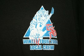Trans Siberian Orchestra 2006 Winter Concert Tour Crew Only T-SHIRT L Tso - $14.84