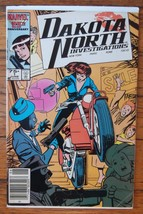 Dakota North #1(June 1986, Marvel Comics) - $5.00