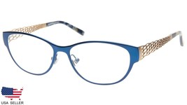 NEW PRODESIGN DENMARK 5156 c.9031 DARK BLUE EYEGLASSES FRAME 54-15-140 B... - $84.14
