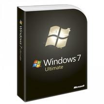 Windows 7 Ultimate 32/64 BITS- OEM Product key code KPP - $11.89