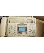 PANASONIC DIGITAL MESSAGING SYSTEM COMPACT FAX MACHINE COPIER KX-FHD351 - $79.99