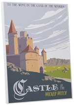 """Pingo World 0205Q6FOSBA """"Steve Thomas Castle of the Wicked Witch"""" Galler... - $53.41"""
