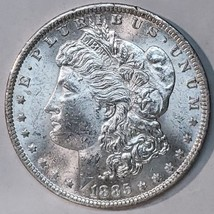 1885O $1 Morgan Silver Dollar Coin Lot # E 110
