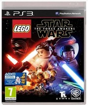 Lego Star Wars The Force Awakens with Jabba's Palace DLC (Playstation 3) - $40.19
