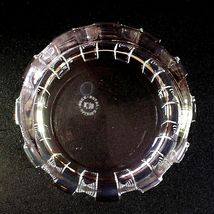 6 (Six) ROYAL CRYSTAL ROCK-RCR TIMELESS Cut Crystal Double Old Fashioned Glasses image 6
