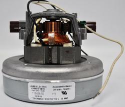 Ametek Lamb 5.7 Inch 240 Volt B/S 1 Stage Thru-Flow Motor 116456-50 - $153.86