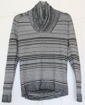 INC International Concepts Men's Sweater Size Small Black white Lined NWOT - $11.87