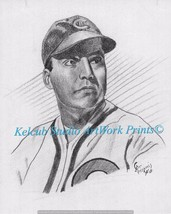 RARE Chicago Cubs Billy Herman Signed Artwork P... - $11.99