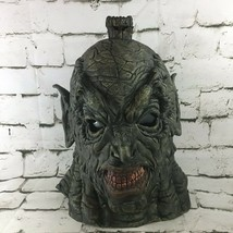 Aterrador Monster Goma Máscara Cabeza Completa Terror Halloween Cosplay ... - $49.49