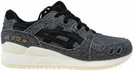 Asics Gel Lyte III 3 Black/Black HL7E5 9090 Women's Size 5.5 - $45.00