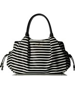 KATE SPADE STEVIE WATSON LANE LARGE STRIPED BABY BAG TOTE & CHANGING PAD... - $199.99
