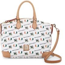 Miami Leather Satchel NWT Dooney & Bourke $248 - $161.11 - $163.10