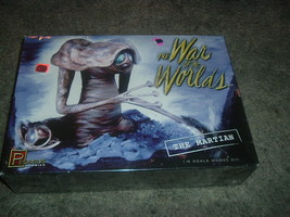 War Of The Worlds The Martian Model Kit Pegasus Hobbies New & Sealed - $40.34