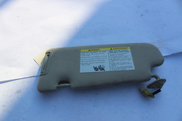 2008-2013 Infiniti G37 Passenger Right Sun Visor X1884 - $44.09