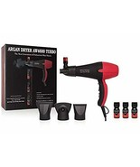 Argan Woman Professional Turbo Hair Blow Dryer With Argan Oil Nozzle To ... - $67.35