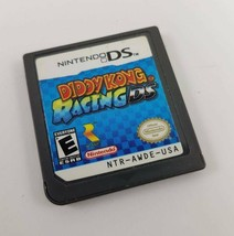 Diddy Kong Racing (Nintendo DS, 2007) Cartridge only 3DS 2DS XL DSi DS Lite - $17.37