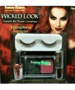Fantasy Makers Wicked Look Complete Vampiress/Vampire Make-Up Set - $19.79