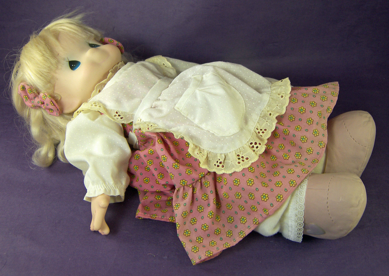 "PRECIOUS MOMENTS 15"" DOLL PATTI ""LOVE IS CARING"" JONATHAN & DAVID Philippines"