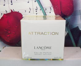 Lancome Attraction EDP Spray 3.4 FL. OZ. Sealed Box. - $279.99