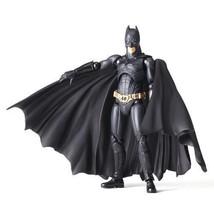Nouveau Tokusatsu Revoltech No.008 The Dark Night Batman Figurine Kaiyod... - $76.04
