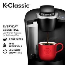 Keurig K55/K-Classic Coffee Maker, K-Cup Pod, Single Serve, Programmable... - $57.41