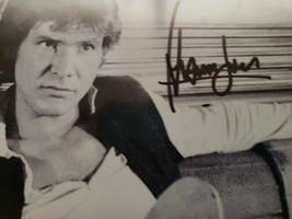 HARRISON FORD Han Solo Signed  Photo w/ COA - $350.00