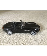 Collection car,BMW Z 8,Black,1/24,Welly,New - $24.75