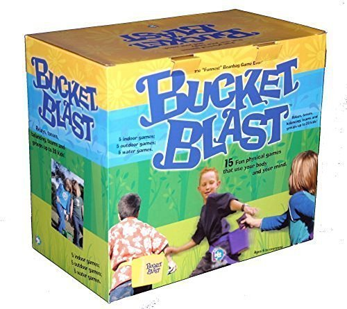 Bucket Blast | Award Winning Kids Game | Promotes Physical Activity Indoors and