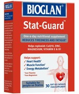 Bioglan Stat-Guard, 30 Capsules, 1 a Day, Reduces Fatigue [BB10/22] [New... - $15.00