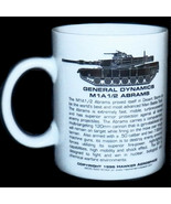 Hawker Aerospace General Dynamics M1A 1/2 Abrams Tank Armored Vehicle Co... - $47.99