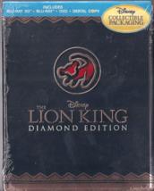 Lion King Diamond Edition Future Shop Canada Blu-Ray 3D + Blu-Ray DVD + ... - $119.98