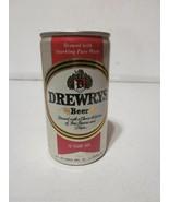 DREWRYS BEER HEILEMAN BREWING LA CROSSE WIS 12 OZ EMPTY PULL TOP BEER CAN - $9.99