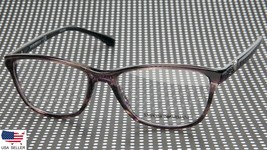 New Emporio Armani Ea 3099 5552 Acquerello Violet Eyeglasses Frame 52-16-140 B36 - $89.09