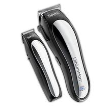 WAHL Clipper Lithium Ion Cordless Haircutting & Trimming Combo Kit – Rec... - $127.39
