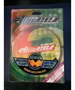 Disceez Cuda Indoor/Outdoor High Performance Flying Disc Series 1 Red Skull - $3.95