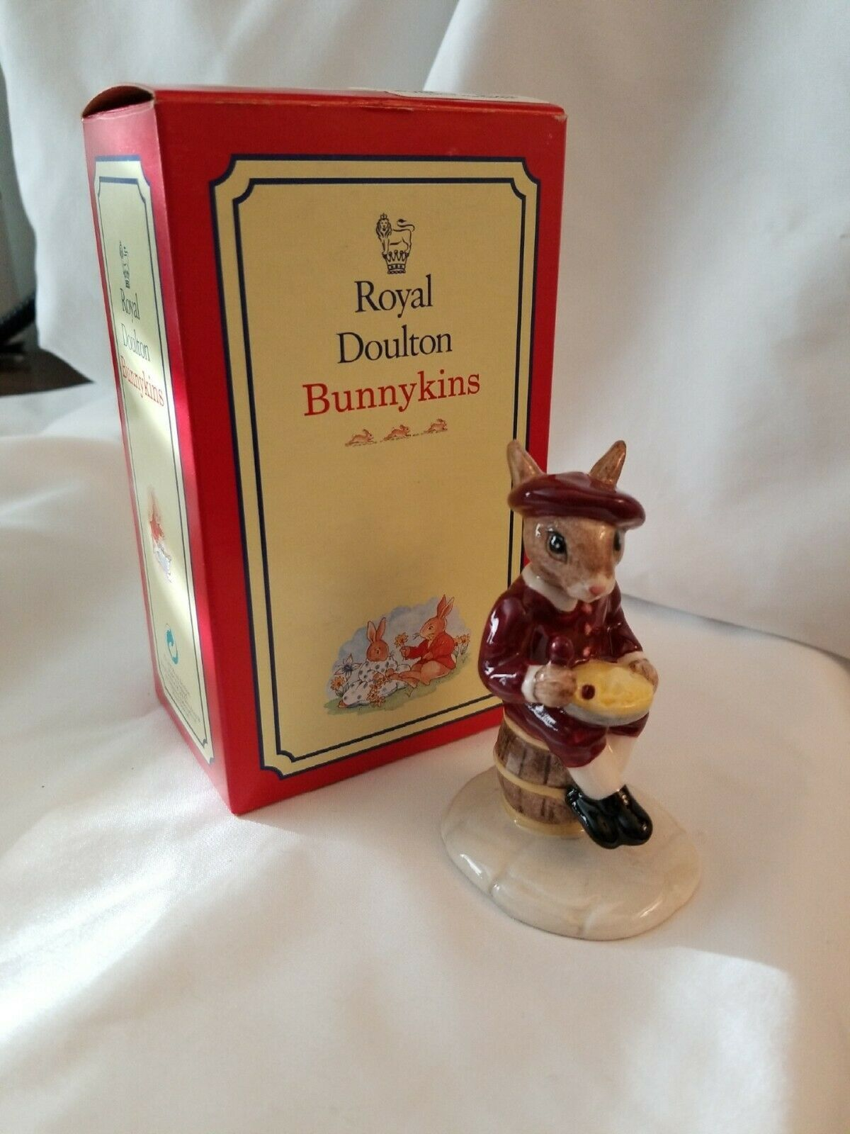 Royal Doulton Bunnykins Little Jack Horner DB221 With original box