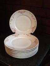 Rosenthal 1494 Continental Salad Plates - Eight Vintage - $108.85
