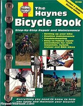 The Bicycle Book (Haynes Automotive Repair Manual Series) [Paperback] [J... - $24.00