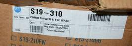 Bradley S19310 Combination Drench Shower Eye Wash Unit Plastic Bowl image 10
